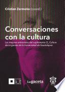 Conversaciones con la cultura