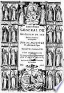 Coronica general de la orden de San Benito