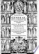 Corónica General De La Orden De San Benito, Patriarca de Religiosos