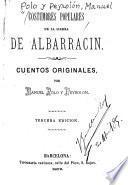 Costumbres populares de la Sierra de Albarracin