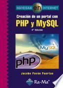 Creación de un portal con PHP y MySQL. 4ª Edición