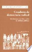 Creadores de democracia radical