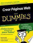 Crear Páginas Web Para Dummies