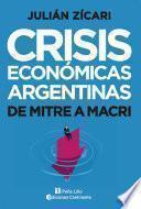 Crisis económicas argentinas