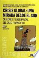 Crisis global, una mirada desde el sur