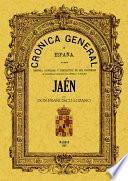 Crónica de la provincia de Jaén