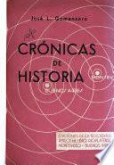 Crónicas de historia