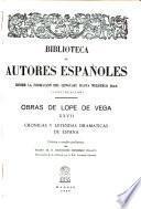 Cronicas y leyendas dramaticas de españa