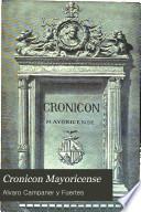 Cronicon Mayoricense