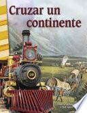 Cruzar un continente: Read-along ebook