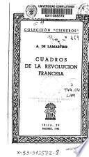 Cuadros de la revolución francesa