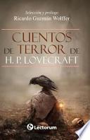 Cuentos de Terror de H.P. Lovecraft
