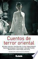 Cuentos de terror oriental