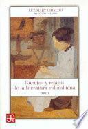 Cuentos y relatos de la literatura colombiana