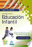 Cuerpo de Maestros. Educación Infantil. Cómo Elaborar Una Programación 10 Ebook
