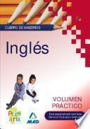 Cuerpo de Maestros. Inglés. Volumen Práctico.e-book.