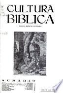 Cultura bíblica