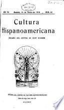 Cultura hispanoamericana