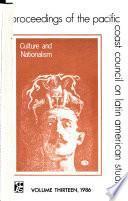 Culture and Nationalism in Latin America