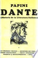Dante (historia de la literatura italiana)
