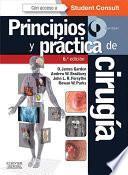 Davidson. Principios y práctica de cirugía + StudentConsult