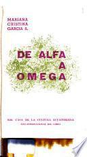 De alfa a omega