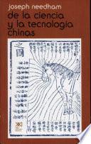 De la ciencia y la tecnología chinas