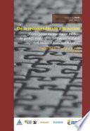 De la recomendación a la acción ¿Cómo poner en marcha un modelo de gestión estratégica del talento humano para el sector público colombiano?