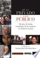 De lo privado a lo público