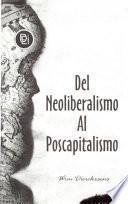 Del neoliberalismo al poscapitalismo
