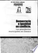 Democracia e igualdad en conflicto