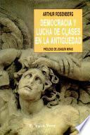 Democracia y lucha de clases en la antigüedad