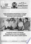 Derechos Humanos en Nicaragua