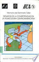 Desafios de la Competitividad en la Agricultura Centroamericana