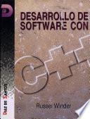 Desarrollo de software con C+
