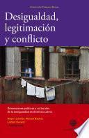 Desigualdad, legitimación y conflicto