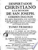 Despertador christiano a la devocion de San Joseph