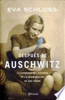 Después de Auschwitz