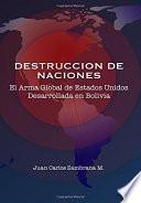 Destrucción de Naciones