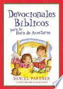 Devocionales Biblicos Para La Hora de Acostarse: Bible Devotions for Bedtime