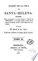Diario de la isla de Santa - Helena, 2
