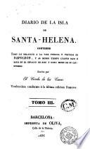 Diario de la isla de Santa - Helena, 3