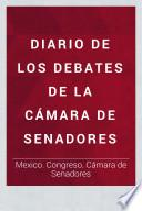 Diario de los debates de la Cámara de Senadores