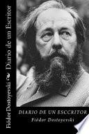 Diario de Un Escritor (Spanish Edition)
