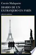 Diario de un extranjero en París