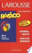 Diccionario Basico