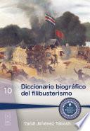 Diccionario biográfico del filibusterismo
