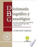 Diccionario biográfico y genealógico de la élite antioqueña y viejocaldense. Segunda mitad del siglo XIX y primera del XX