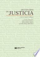 Diccionario de justicia
