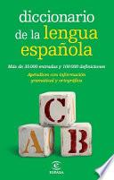 Diccionario de la lengua española Bolsillo